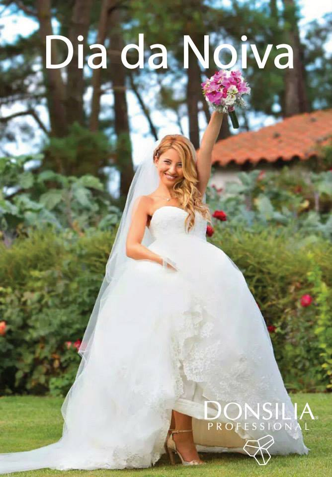 dia da Noiva Donsilia